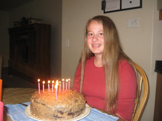 Anne's Birthday 2010