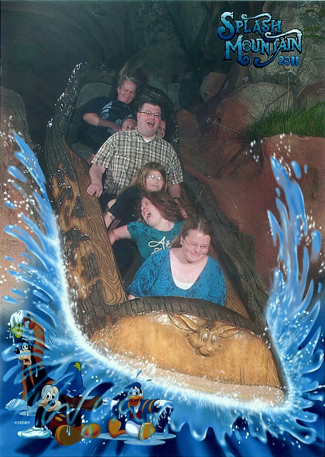 Splash Mountain 2011