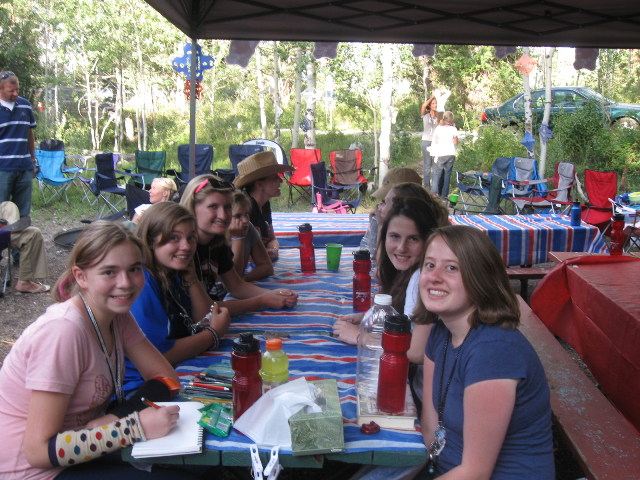 Girl's Camp