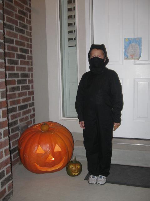 Sam the ninja